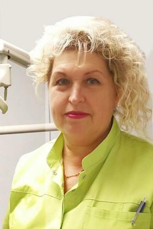 Девдера Елена Юрьевна стоматолог хирург клиники