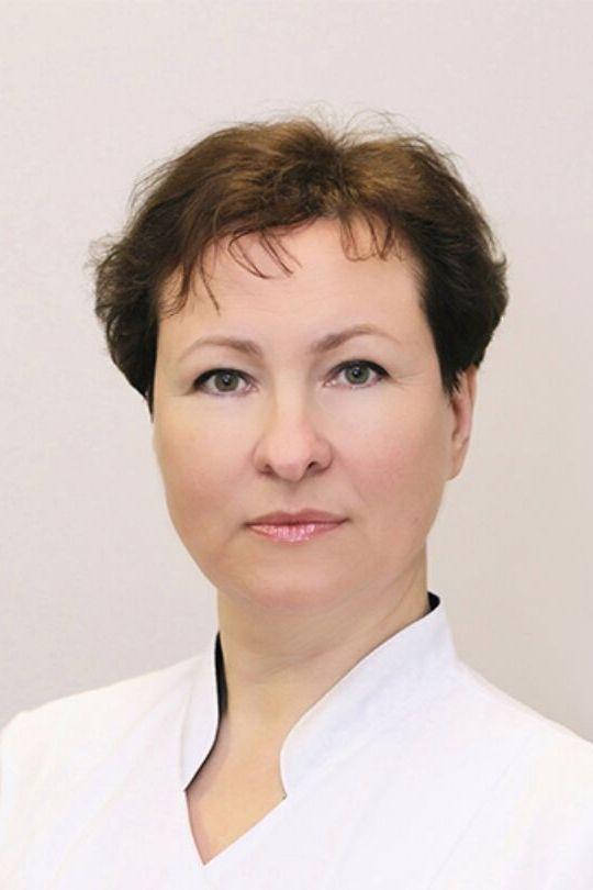 Калюжина Екатерина Викторовна