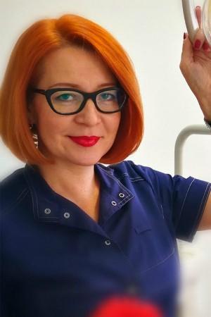 Супрон Марья Валерьевна врач-стоматолог клиники